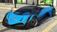Deveste Eight - Main car for Super car races